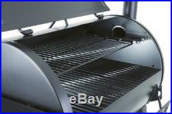 Lifestyle Big Horn Pellet grill BBQ/barbecue smoker LFS256