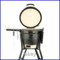 Masterbuilt Kamado Ceramic BBQ Egg, Grill, Smoker