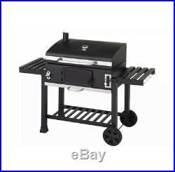 Outdoor XXL BBQ Smoker Charcoal BBQ Portable Grill Garden BBQ