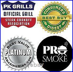PK Grills PK 360 BBQ And Smoker UK Stock