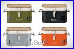 Portable Barbecue CUBE BBQ by Heston Blumenthal Charcoal Picnic Camping Grill