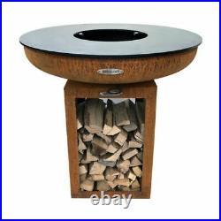 Remundi Fire Bowl BBQ Grill and Patio Heater Small Carus