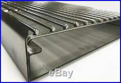 Stainless Built in Brick BBQ DIY Grill Kit with Argentinian Adjustable Heights