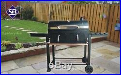 Super Grills Outdoor Large Charcoal BBQ Grill Premium Barbecue Garden