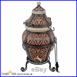 Tandoor Tandoori Clay oven BBQ Tandoori Ofen Tandyr Grill 100L