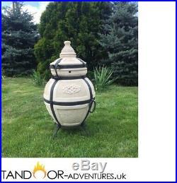 Tandoor. Tandoori. Clay oven. Luxury BBQ Tandoori. Tandyr. Grill r 80L