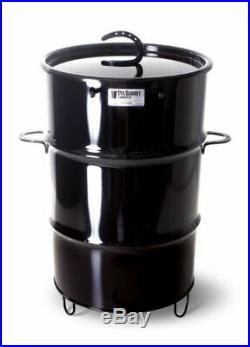 The Original Pit Barrel Cooker Smoke, Grill and BBQ over charcoal