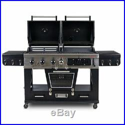 The ultimata combo Pit Boss Memphis, BBQ a gas / charcoal /electric smoker /grill