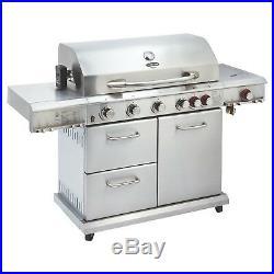 Uniflame grills 6 burners classic American grill 60cm 82cm 5 burners 4burners