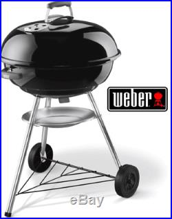 Weber 57cm Bbq Grill Stainless Steel Cooking Grate Charcoal Kettle Barbecue