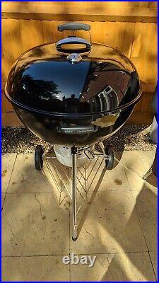 Weber 67cm Premium Kettle BBQ Charcoal Grill RARE