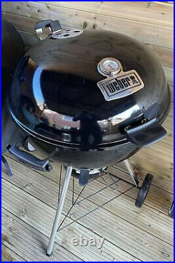 Weber Master Touch Premium E-5775 GBS BBQ Charcoal Grill 57cm