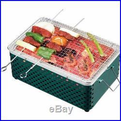 Yakitori BBQ Charcoal Grill Barbecue Hibachi Konro W38xD25.5xH16.7cm
