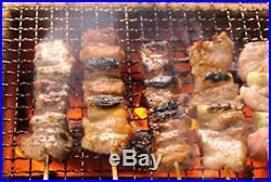 Yakitori BBQ Diatomite Charcoal Grill Barbecue Hibachi Konro 54 x 23cm F/S New