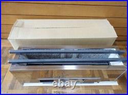 Yakitori BBQ Stainless Charcoal Grill Barbecue Hibachi Konro 20×5.5×6.5
