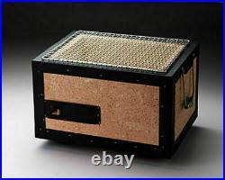 Yakitori BBQ stoveDiatomite Charcoal barbecue grill /W 31 x D 23 x H 20 cm
